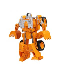 Transforming Robot Tractor Toy