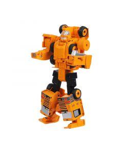 Transforming Robot Crane Toy