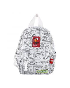 Sesame Street Cartoon Small Backpack