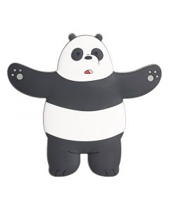 We Bare Bears Panda Hug Hook