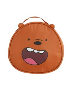 We Bare Bears Grizzly Underwear Storage Bag