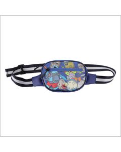 Sesame Street Rock Waist Bag Blue