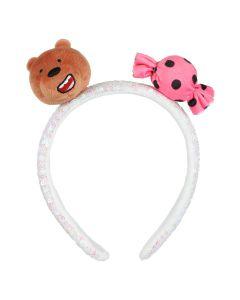We Bare Bears Grizzly Halloween Headband