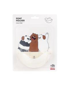 We Bare Bears - Soap Holder