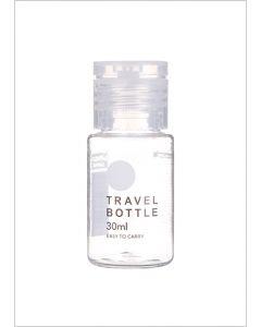 Clear Travel Bottle