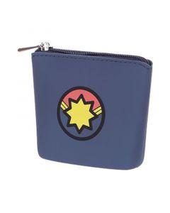 Marvel - Captain Marvel Coin Purse