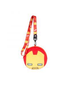 Marvel - Iron Man Plush Card Pouch