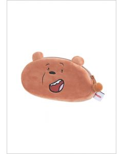 We Bare Bears - Pen Bag Grizzly