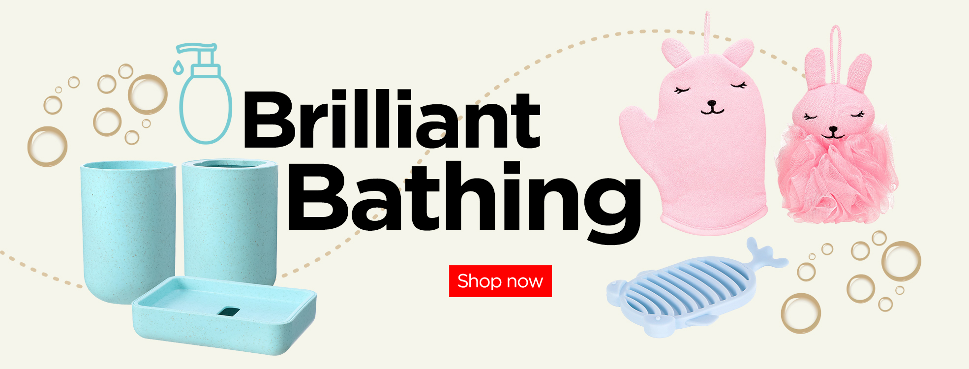 Brilliant Bathing