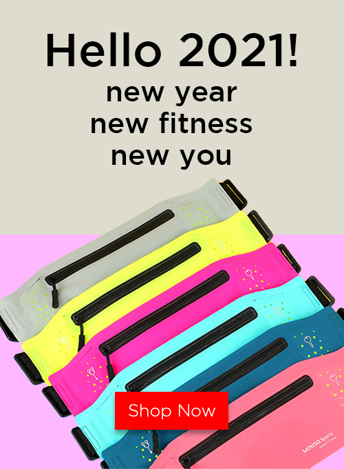 Hello 2021 - new year, new fitness, new you