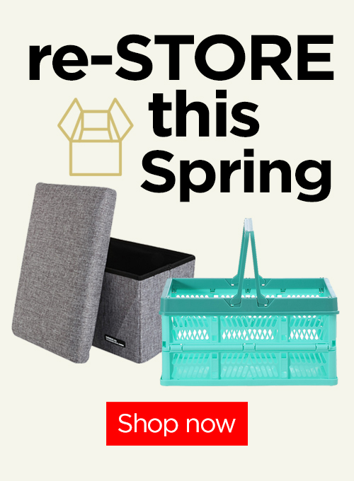 Restore this Spring