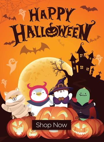 Happy Halloween from Miniso