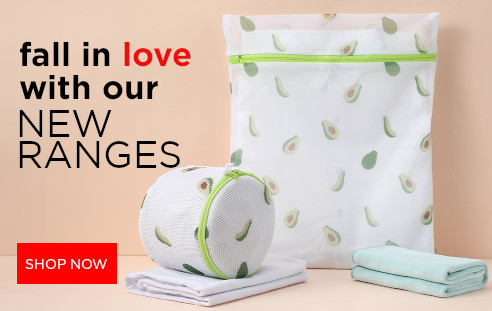 Fall in love with our new ranges